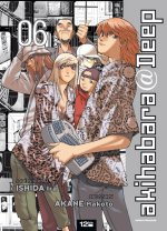 Akihabara@Deep  T6, manga chez 12 bis de Ishida, Akane