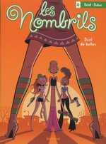 Les nombrils T4 : Duel de belles (0), bd chez Dupuis de Dubuc, Delaf