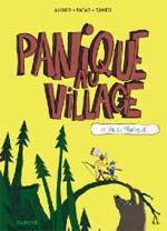 Panique au village T1 : Le vol du tracteur (0), bd chez Dupuis de Aubier, Patar, Saive