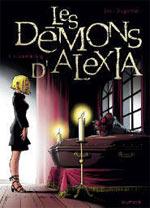 Les démons d'Alexia T6 : Les larmes de sang (0), bd chez Dupuis de Dugomier, Ers, Smulkowski