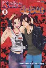 Koko debut T5, manga chez Panini Comics de Kawahara