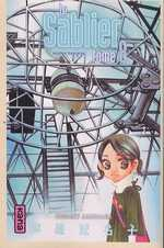 Le sablier T8, manga chez Kana de Ashihara