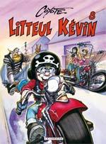Litteul Kevin T8, bd chez Le Lombard de Coyote, Mikl
