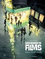 Souvenirs de films, bd chez Le Lombard de Collectif