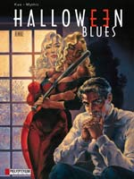Halloween blues T7 : Remake (0), bd chez Le Lombard de Mythic, Kas, Graza