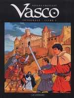 Vasco T3, bd chez Le Lombard de Chaillet, Defachelle