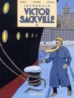 Victor Sackville T5, bd chez Le Lombard de Rivière, Borile, Carin, Leclercq