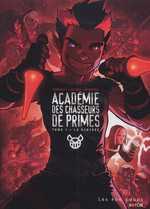 Académie des chasseurs de primes T1 : La rentrée (0), comics chez Les 400 Coups de Lacombe, Godbout