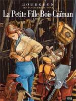 Les passagers du vent T6 : La petite fille Bois-Caïman - Livre 1 (0), bd chez 12 bis de Bourgeon