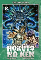 Hokuto no Ken – Edition Simple, T8, manga chez Asuka de Buronson, Hara