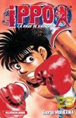 Ippo – Saison 1 - La rage de vaincre, T23, manga chez Kurokawa de Morikawa