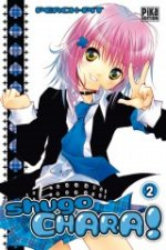 Shugo chara – Edition simple, T2, manga chez Pika de Peach-Pit