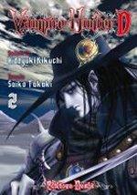 Vampire Hunter D T2, manga chez Asuka de Kikuchi, Takaki