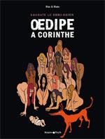 Socrate le demi-chien T3 : Œdipe à Corinthe (0), bd chez Dargaud de Sfar, Blain, Sapin