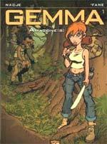 Gemma T1 : Amazone(s) (0), bd chez 12 bis de Nadje, Fane, Delf