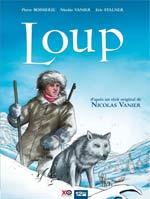 Loup, bd chez 12 bis de Vanier, Boisserie, Stalner, Pradelle, Thomas