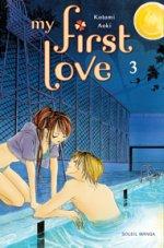 My First Love T3, manga chez Soleil de Aoki