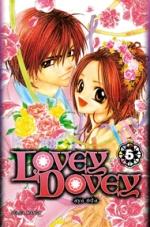 Lovey Dovey T5, manga chez Soleil de Oda