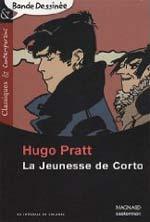 Corto Maltese : La jeunesse de Corto (0), bd chez Magnard de Pratt