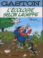 Gaston : L'écologie selon gaston, bd chez Marsu Productions de Franquin