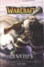 Warcraft Legends  T3, manga chez Soleil de Golden, Sparrow, Knaak, Lewter, Jolley, Kim, Heinz furukawa, Qing ping mui, Olivares
