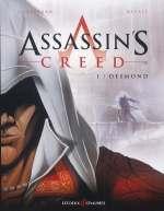 Assassin's creed T1 : Desmond (0), bd chez Les deux royaumes de Corbeyran, Defali, Kness, Hédon