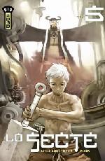 La secte T5, manga chez Kana de Muk