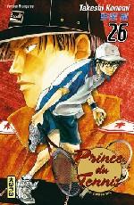 Prince du Tennis T26, manga chez Kana de Konomi