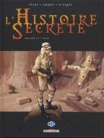 L'histoire secrète T16 : Sion, bd chez Delcourt de Pécau, Kordey, O'Grady