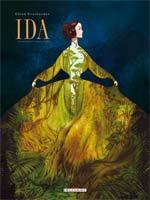Ida T1 : Grandeur et humiliation, bd chez Delcourt de Cruchaudet