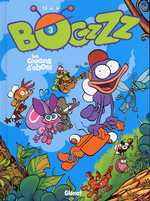 Bogzzz T3 : Les copains d'abord (0), bd chez Glénat de Nob