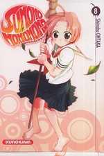 Sumomomo Momomo  T8, manga chez Kurokawa de Ohtaka