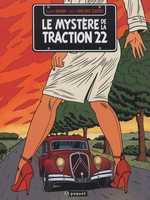 Les enquêtes auto de Margot T1 : Le mystère de la traction 22 (0), bd chez Paquet de Marin, Van der Zuiden, Schmitz