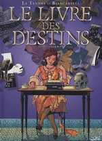 Le livre des destins T3 : Silverman (0), bd chez Soleil de Le Tendre, Biancarelli