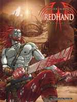 Redhand T1 : Le prix de l'oubli (0), bd chez Les Humanoïdes Associés de Busiek, Alberti