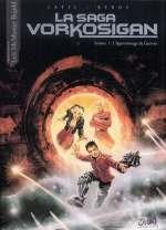 La saga Vorkosigan T1 : L'apprentissage du guerrier (0), bd chez Soleil de Latil, Beroy