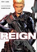 Reign T2 : Seconde chance (0), bd chez Soleil de Tehy, Cara, Lerolle