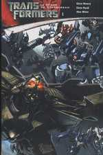Transformers T1, comics chez Fusion Comics de Mowry, Ryall, Milne