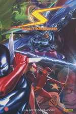 Project Superpowers T1 : La boîte de Pandore (0), comics chez Panini Comics de Krueger, Ross, Klauba, Paul, Sadowski, Inlight studio, Carita
