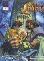 Lodoss - La légende du chevalier héroïque T5, manga chez Ki-oon de Mizuno , Natsumoto
