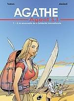 Agathe, agent S.I. T1 : A la découverte de la Solidarité Internationale (0), bd chez GRAD de Vadon, Masioni
