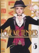 Love me tender T5, manga chez Taïfu comics de Kiki