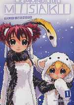 Le monde de Misaki T1, manga chez Delcourt de Iwahara