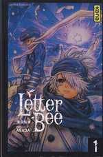 Letter bee T1, manga chez Kana de Asada