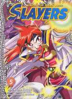 Slayers - Knight of aqua lord T5, manga chez Ki-oon de Kanzaka, Ohtsuka, Araizumi
