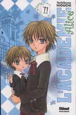 L'académie Alice T11 : , manga chez Glénat de Higuchi