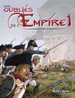 Les oubliés de l'empire T1 : Poussières de gloire (0), bd chez Joker de Dimitri, Eudeline, Robin