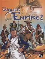 Les oubliés de l'empire T2 : Du sang en Andalousie (0), bd chez Joker de Dimitri, Eudeline, Robin