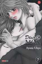 Désir C Max  T7, manga chez Panini Comics de Ukyo