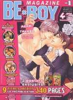 Be X Boy Magazine T1, manga chez Asuka de Yamane, Kisaragi, Suzuki, Fuwa, Yamato, Honjoh, Takanaga, Sakuragi, Naono, Iwamoto